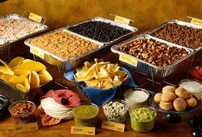 Image of mexican themed food