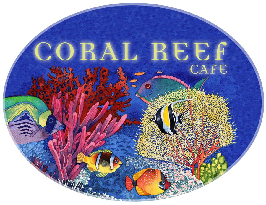 Hemingways at The Coral Reef logo