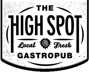 The High Spot Gastropub logo