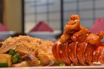 Lobster Hibachi.