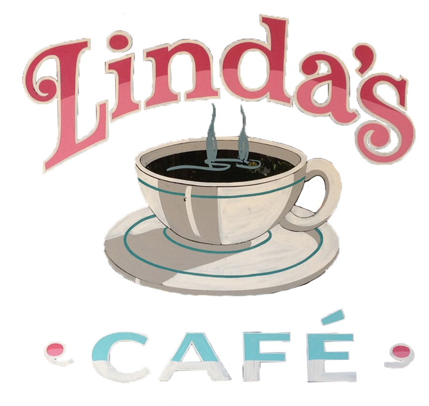 Linda's Cafe/Earth 2 Table Catering Co. logo