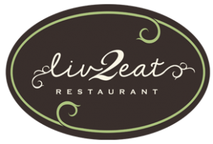Liv2Eat logo
