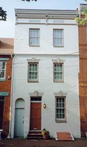 Lancaster House in Fells Point