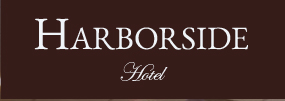 Harborside Hotel logo