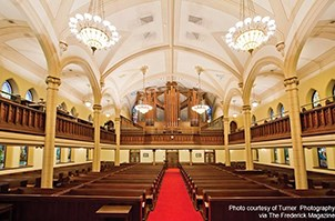 Evangelical Lutheran Church Sanctuary