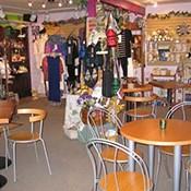 Muskrat Alley Café