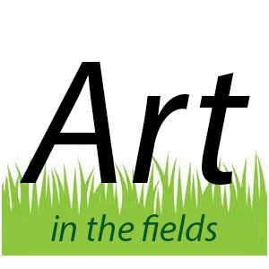Art in the Fields Gallery logo.