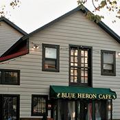Blue Heron Café exterior view