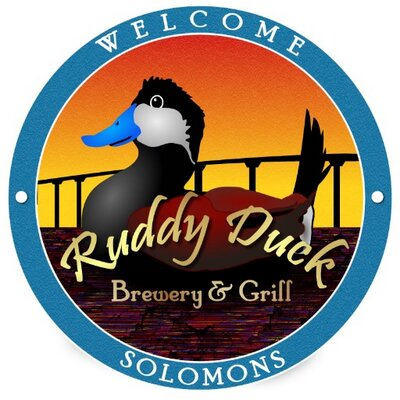 Rudddy Duck Brewery and Grill logo
