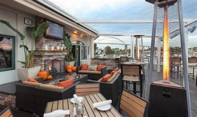 Chesapeake Inn Restaurant Terrace