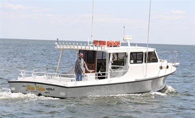 Ebb Tide Charters out of Deale.