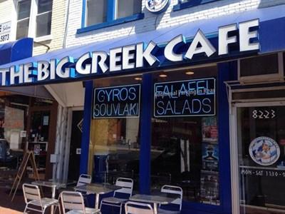The Big Greek Café