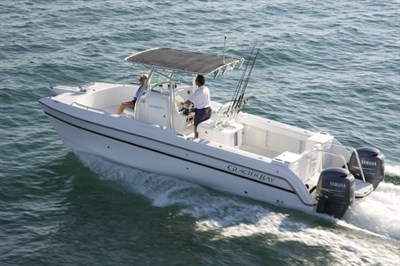 Chesapeake Charters introduces a new 26' Glacier Bay Charter Boat.