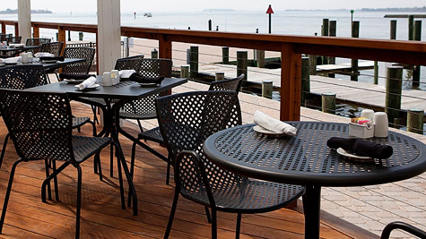 Photo Credit: Bridges Restaurant, Bar & Dock