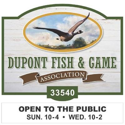 Photo Credit: DuPont Fish & Game Association