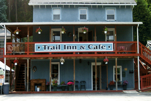 Trail Inn & Cafe at Frostburg Depot Junction & Campground