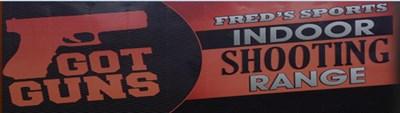 Fred's Sports logo