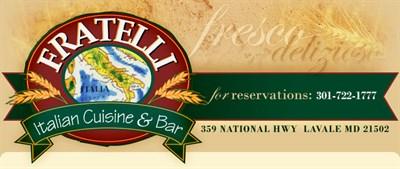 Fratelli's Restaurant logo
