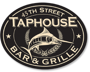45th street taphouse logo
