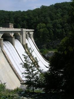 The Prettyboy Dam