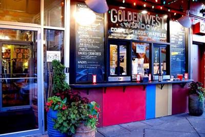 Photo Credit: Golden West Café