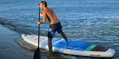 Photo Credit: Pumped Up SUP