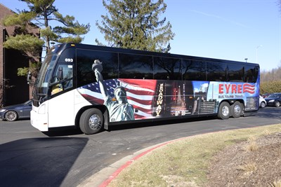 Eyre Bus