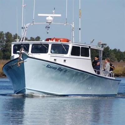 Chesapeake Bay Fishing aboard the