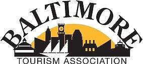 Baltimore Tourism Association logo.
