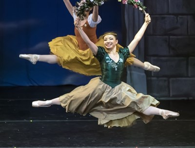 Photo Credit: Ballet Theatre of Maryland.