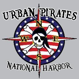 Urban Pirates-National Harbor logo