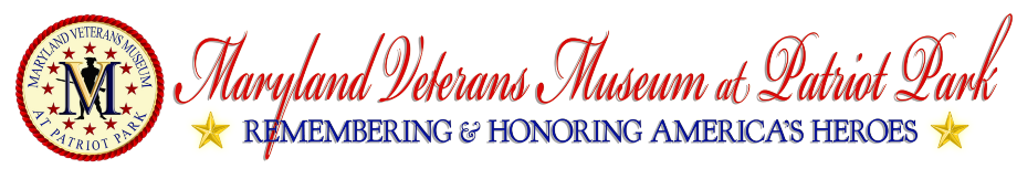 Maryland Veterans Memorial Museum at Patriot Park logo