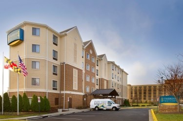 Staybridge Suites Baltimore BWI Airport exterior