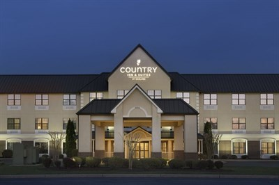 Country Inn & Suites-Salisbury