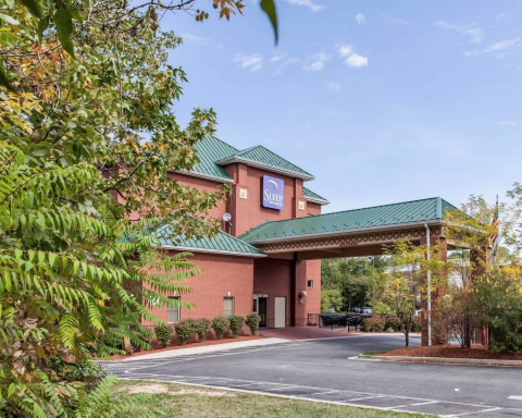 Sleep Inn & Suites-Upper Marlboro exterior