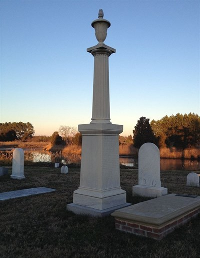 Tench Tilghman Monument
