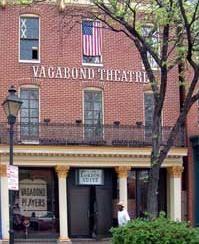 Vagabond Players building exterior
