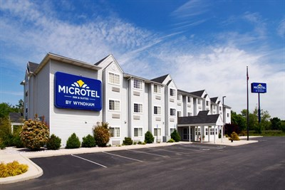 Exterior Microtel Inn & Suites-Hagerstown