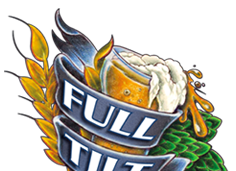 Full Tilt Brewing Company logo