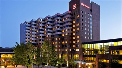 Sheraton-Baltimore North-Towson exterior view