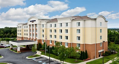 SpringHill Suites by Marriott-Baltimore/Arundel Mills exterior view