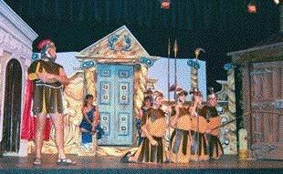 Church Hill Theatre performance