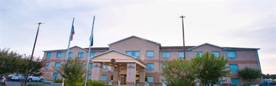 Holiday Inn Express-Pocomoke City exterior