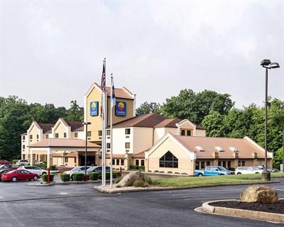 Comfort Inn & Suites-LaVale/Cumberland exterior