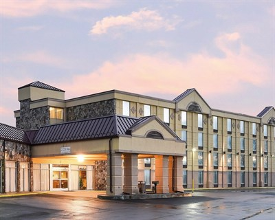 Comfort Inn-Grantsville exterior