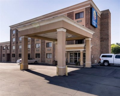 Photo Credit: Comfort Inn-Red Horse-Frederick