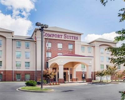 Comfort Suites-Columbia Gateway exterior