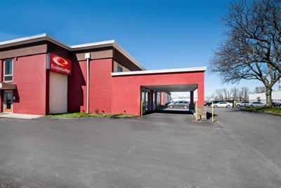Econo Lodge-Baltimore exterior