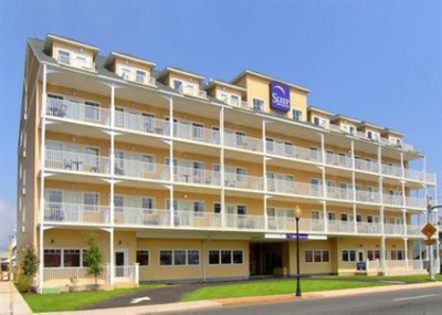 Sleep Inn & Suites-Ocean City exterior