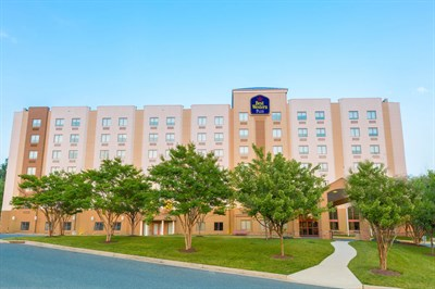 Best Western Plus-BWI Airport North Inn & Suites exterior